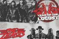 Year of the Locust and The Zealots
