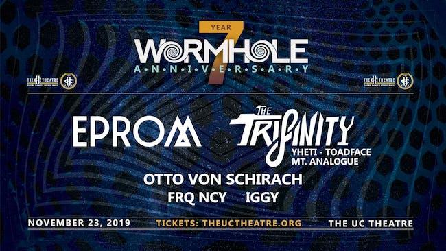 Wormhole 7 Year: EPROM