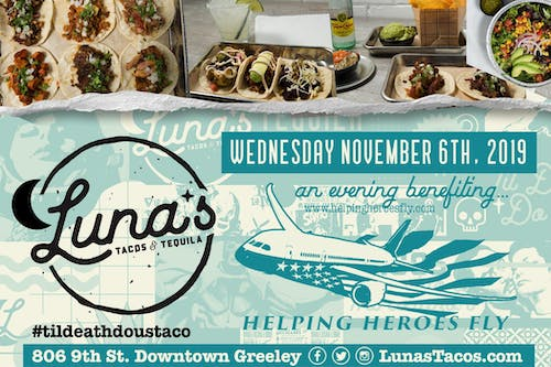 An Evening Benefiting Helping Heroes Fly
