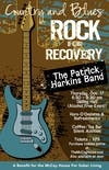 Country and Blues:  Rock for Recovery