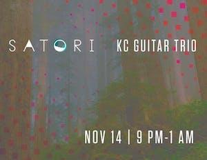Satori,  KC Guitar Trio