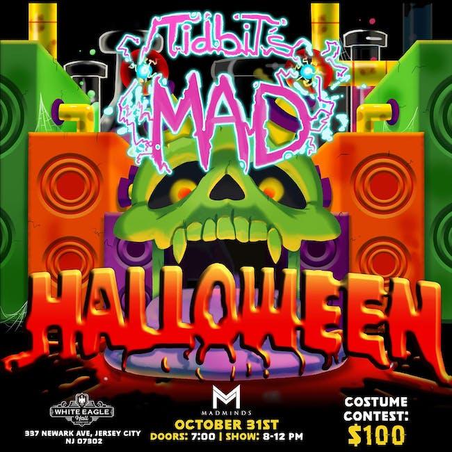 TidbiT's M.A.D. Halloween