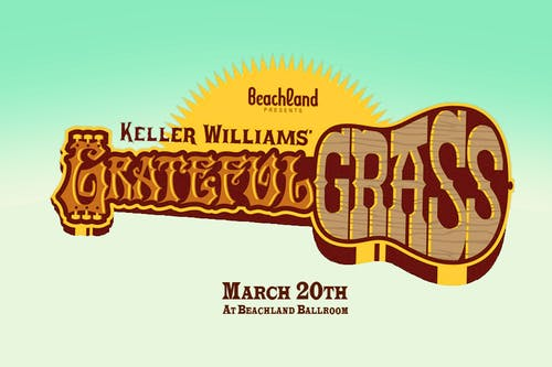 Keller Williams' Grateful Grass feat. Love Canon