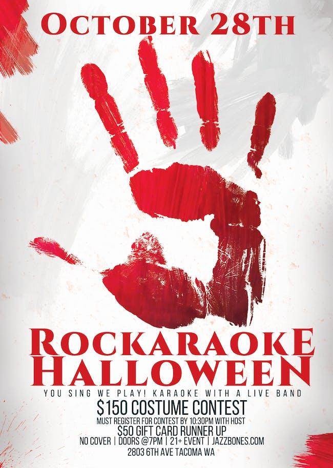 Halloween Rockaraoke