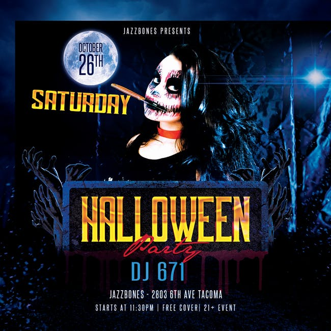 Halloween Dance Party: Dj 671