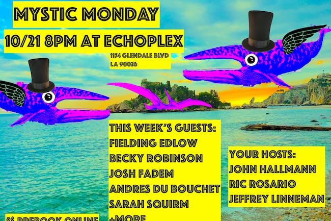 Mystic Monday Comedy Show