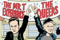 The Mr. T Experience & The Queers @ Barracuda
