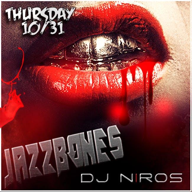 Halloween Ladies Night//Dj Niros