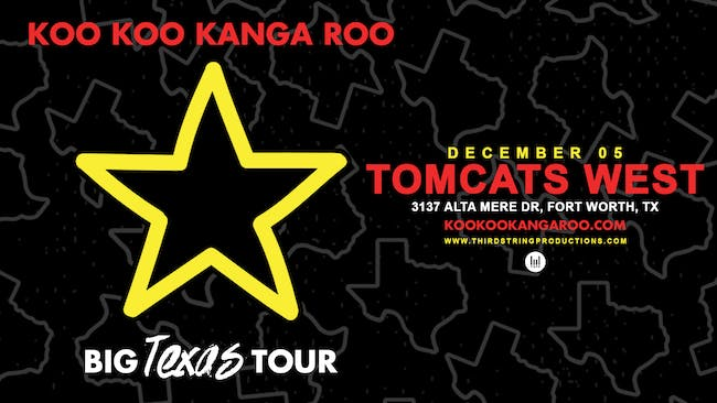 Koo Koo Kanga Roo at Tomcats West