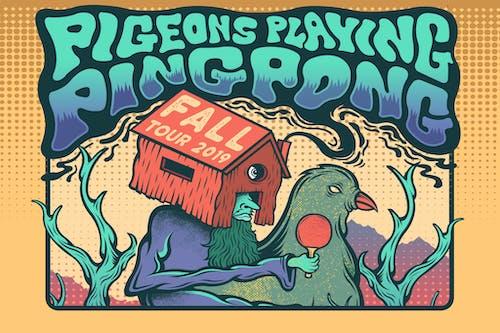 Pigeons Playing Ping Pong 2-Night Pass