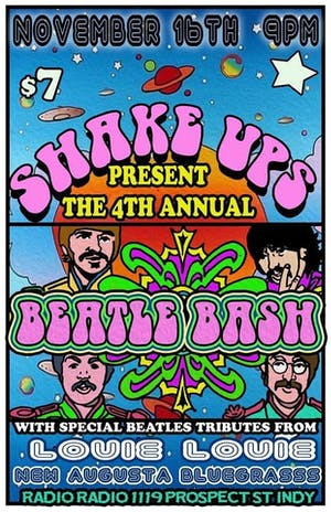 Beatle Bash TIX AT DOOR