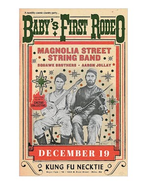 Baby's First Rodeo w/Magnolia St. String Band / Squawk Brothers + more