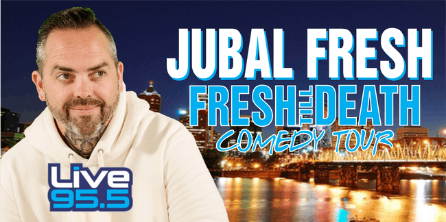 Jubal Fresh - Fresh Til Death