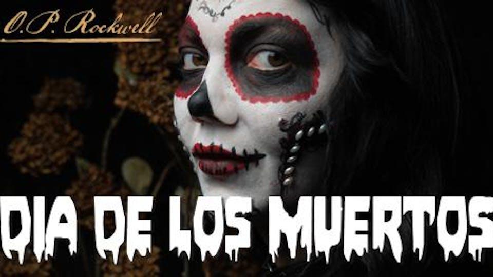 Dia de Los Muertos Dance Party