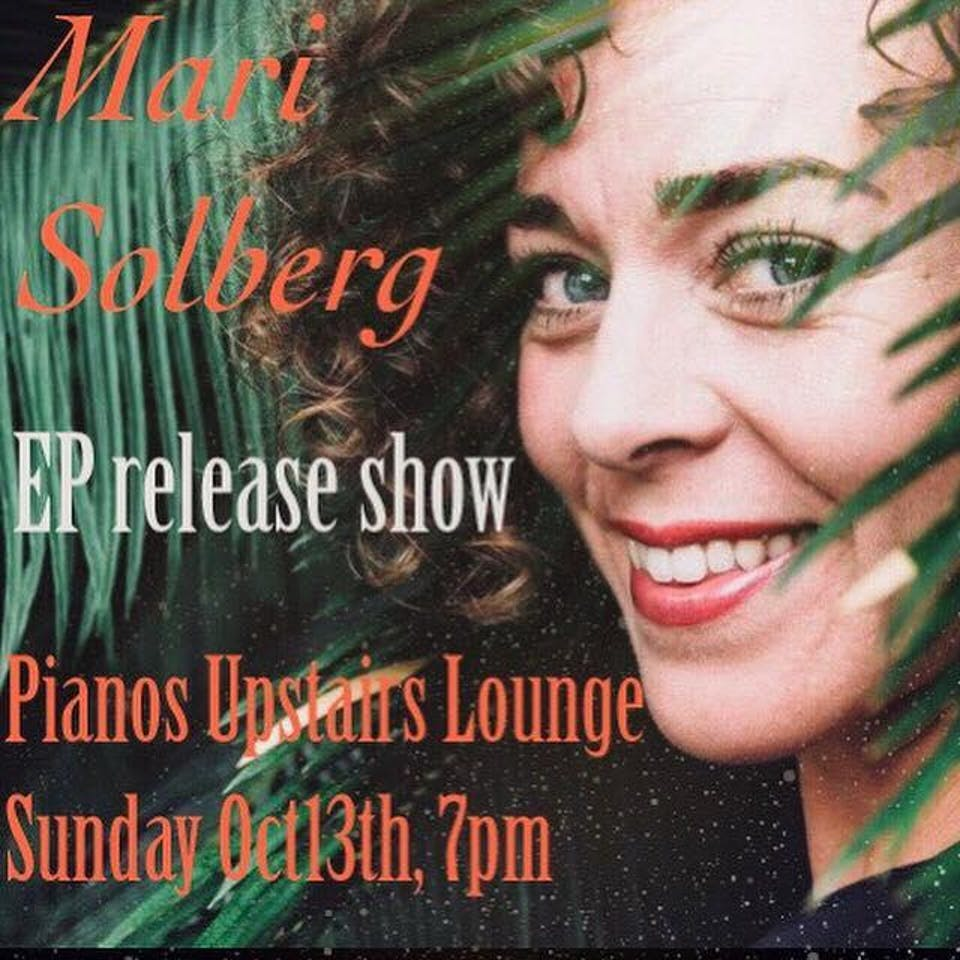 Mari Solberg EP Release Show (Free)