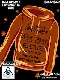 Danny Grooves w/ Cut Rugs, Elctrx, Swaz and Denizen