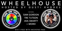 WHEELHOUSE: Stand Up Comedy Gameshow  Hosted by Dusti Rhodes!