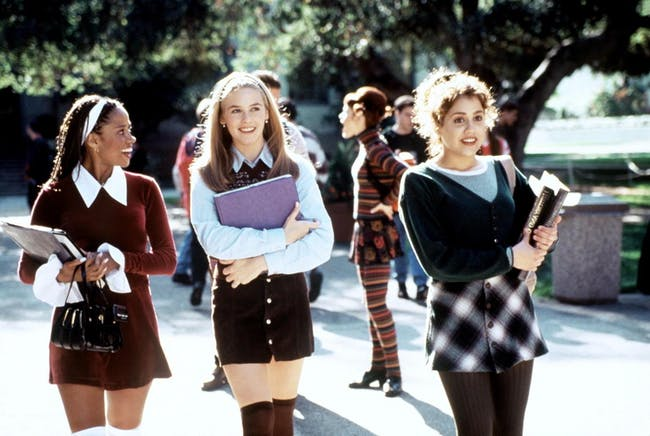 Projector Club Presents: Clueless