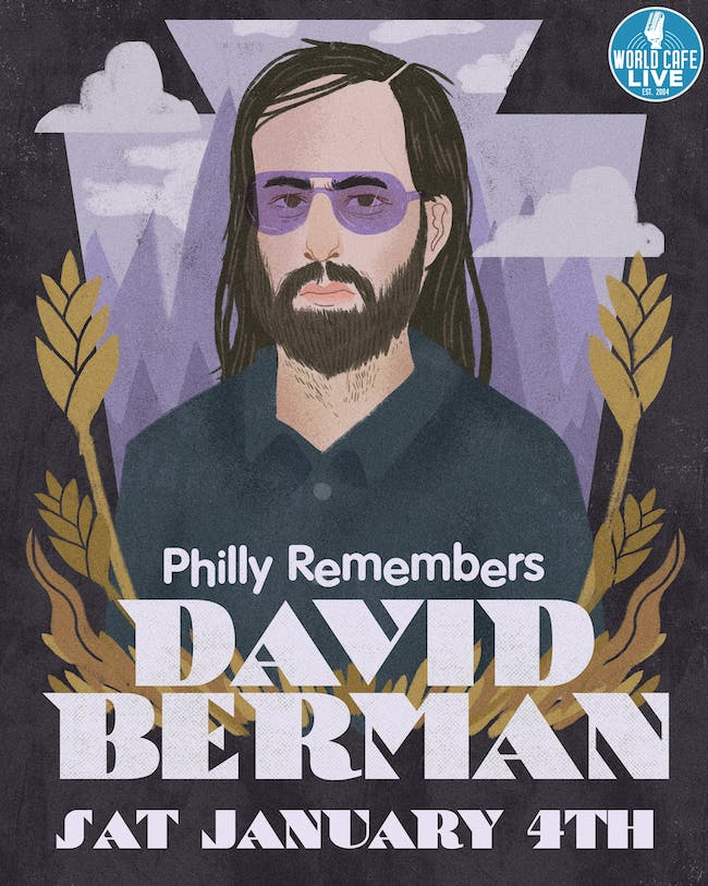 Philly Remembers David Berman: A Birthday Tribute