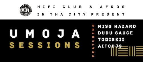 AfrosInThaCity pres: Umoja Sessions