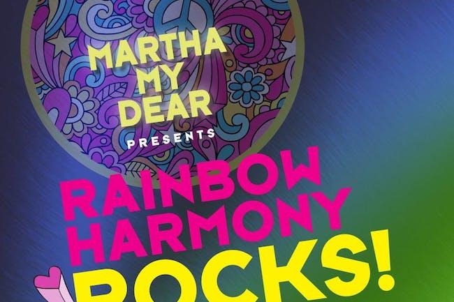Rainbow Harmony Rocks!
