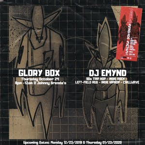 Glory Box with DJ Emynd