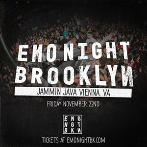 Aspire Presents Emo Night Brooklyn