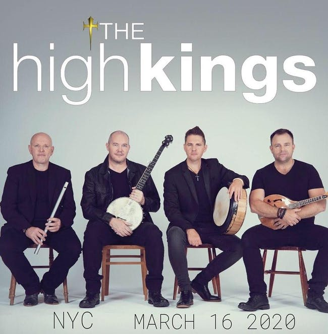 The High Kings at Mesa Theater