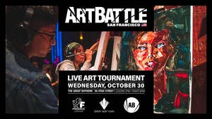 Art Battle San Francisco - October 30, 2019