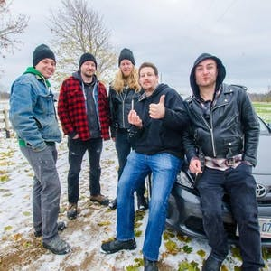 The Killer Wails, Yellow Magnolia, Beast Music, Matt Simpson and S.Outhit