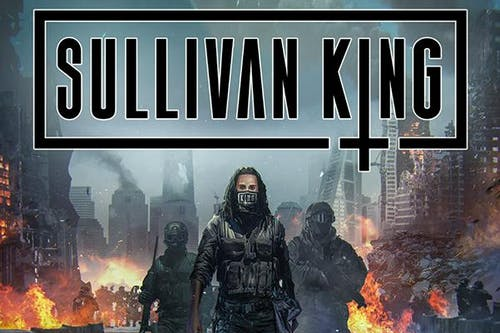 SULLIVAN KING: THANK YOU FOR RAGING TOUR