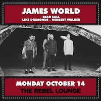 JAMES WORLD TOUR KICKOFF