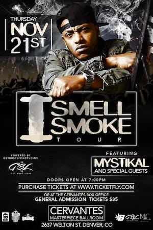 Mystikal - I Smell Smoke Tour w/ Special Guests