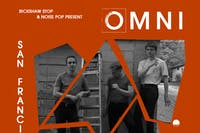OMNI  with support tba