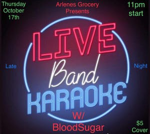 Blood Sugar Karaoke