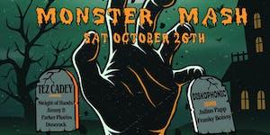 Monster Mash ft. Tez Cadey, Sleight of Hands, Jimmy B + more