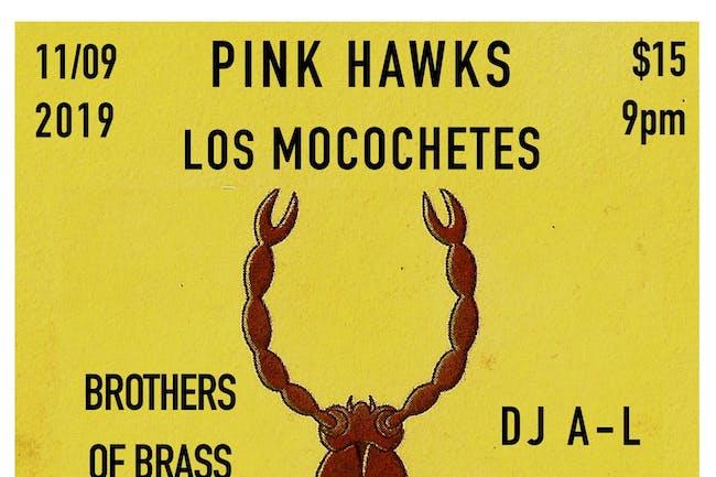Pink Hawks' Scorpio Party