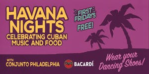 Havana Nights: A Celebration of Cuban Music & Food