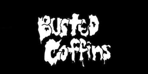 BUSTED COFFINS, Parade Of Horribles, Super-Villain, Bedlam Rebels