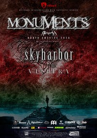MONUMENTS / Skyharbor /Vespera/ After The Fallout / Damn The Flood