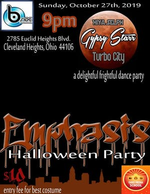 Emphasis Halloween Party