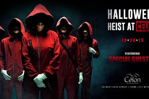 Halloween Heist at Célon