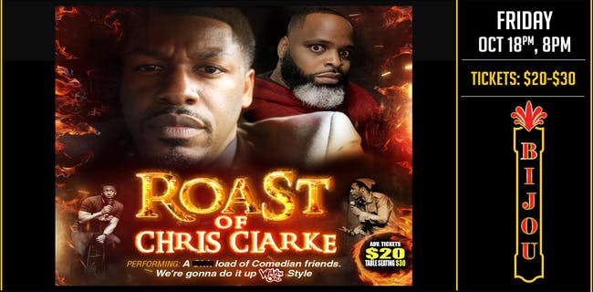 Roast of Chris Clarke