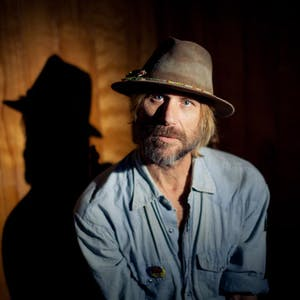 Todd Snider at Iron City