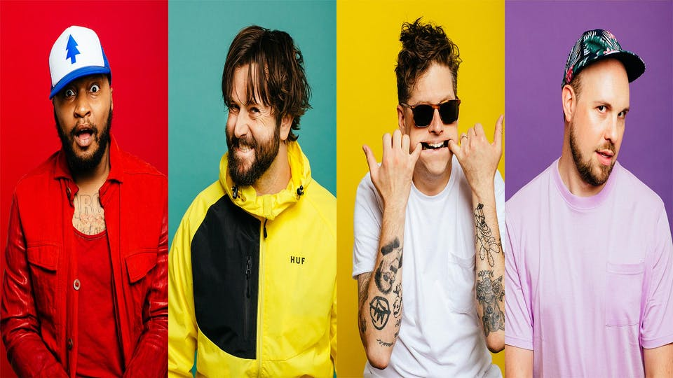 Shredders (ft. members of Doomtree - POS, Sims, Lazerbreak and Piper Tiger)