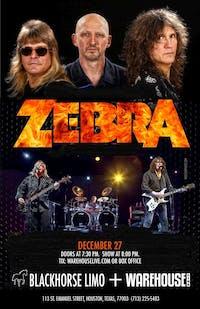 AN EVENING WITH ZEBRA
