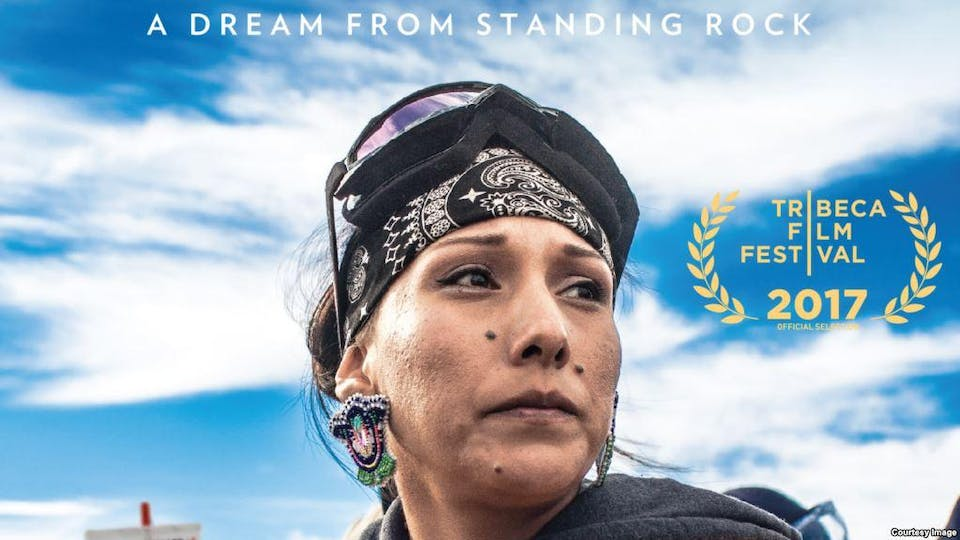 Indigenous People's Day Movie Watch: Awake, A Dream from Standing Rock