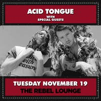 ACID TONGUE