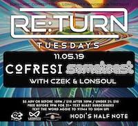 RE:Turn Tuesday feat. Cofresi & Somatoast w/ Czek & LonSoul