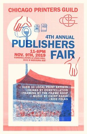 4th Annual Publishers Fair